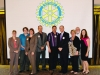 West Des Moines - New Rotary Club Officers and Directors