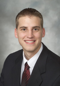 Greg Grote, vice president and branch manager of Charter Bank in Waukee.