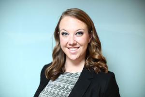 Haley Christensen, human resources director for Olsson Associates