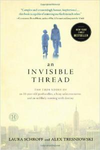 book an invisible thread