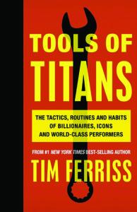 book tools of titans