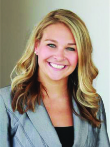 Kelsey Crosse, an attorney from Davis Brown Law Firm in West Des Moines