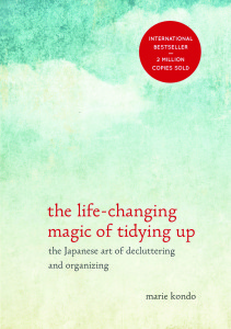 By Marie Kondo 226 pages Oct. 14, 2014