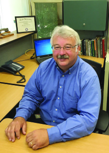 Joe Mullen, bureau chief for Iowa OSHA Consultation and Education