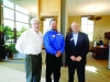 West Des Moines Chamber's Rush Hour hosted by Bank Iowa on May 10.